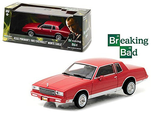Greenlight's BREAKING BAD 1982 Chevy Monte Carlo