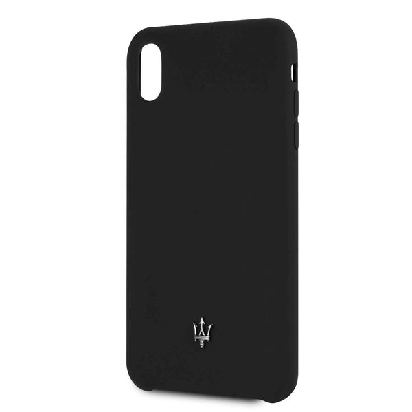 Maserati Silicone Hard Case for Apple iPhone Xs Max