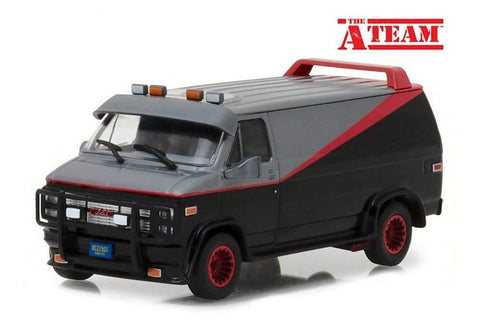 The A-Team - 1983 GMC Vandura 1:43 scale