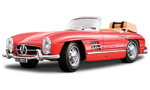 Bburago 1957 Mercedes-Benz 300 SL Touring 1:18 Scale