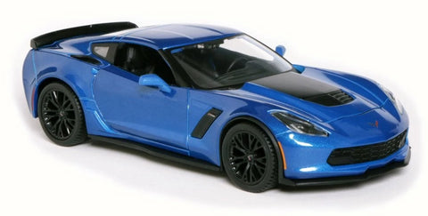 Maisto 2015 Chevrolet Corvette Z06 1:24 Scale