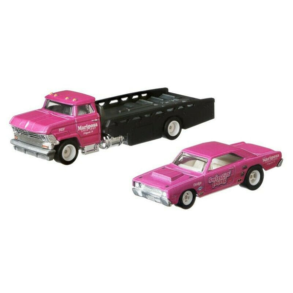Hot Wheels Team Transport- '68 Dodge Dart & Horizon Hauler