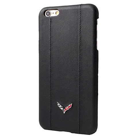 Corvette Leather iPhone Case