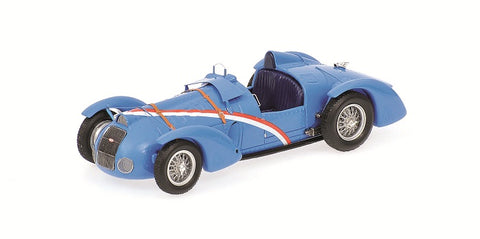 1937 Delahaye 145 V12 Grand Prix 1:43 Scale
