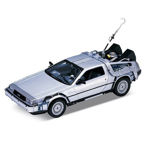 Back to the Future 1 DeLorean 1:24 scale