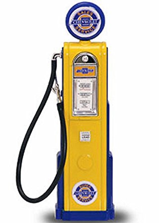 Chevy Digital Gas Pump 1:18 Scale