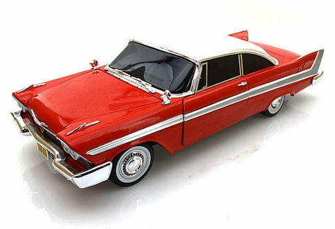 Auto World Christine 1958 Plymouth Fury 1:18 Scale