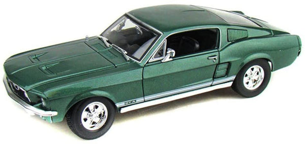 Maisto 1967 Mustang GTA Fastback 1:18 Scale
