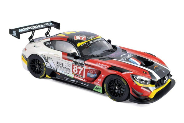 2016 AMG GT3 #87 Monza 1:18 Scale