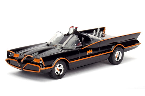 Jada Meals- Classic TV Series Batmobile 1:32 scale