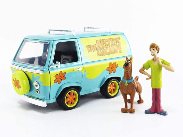 Mystery Machines W/ Figures