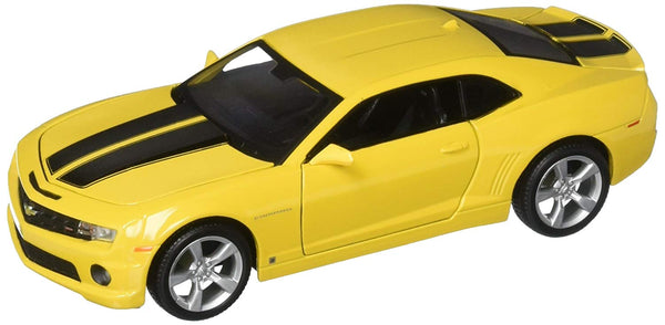 Chevy Camaro SS RS 2010 1:18 Scale