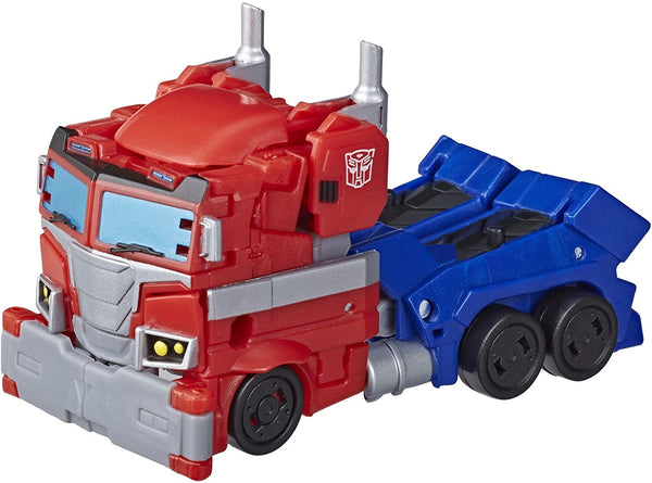 "Transformers Cyberverse- Optimus Prime 5"" Action Figure"