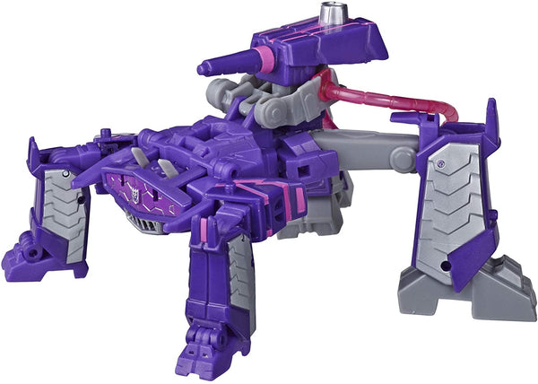 "Transformers Cyberverse- Shockwave 5"" Action Figure"