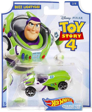 Hot Wheels Toy Story 4 - Styles May Vary