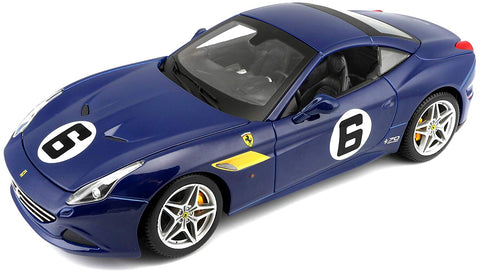 Bburago 1:18 Limited Edition 70th Anniversary Collection - Ferrari California T (Sunoco 45 of 70)