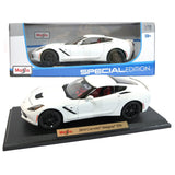 2014 Chevy Corvette Stringray z51 Diecast 1:18