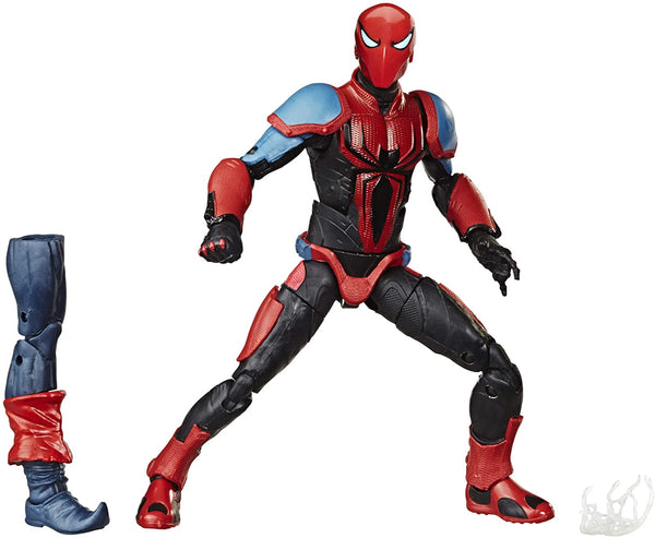 "Marvel Legends Series Spider-Armor Mk III Toy 6"" Collectible Action Figure"