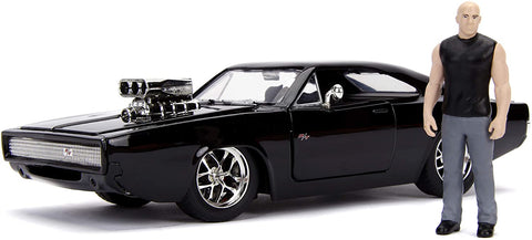 Fast & Furious - Dodge Charger R/T & Dom Figure 1:24 Scale