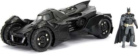 Arkham Knight Batmobile with Batman Diecast Figure