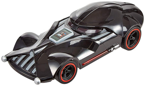 HOT WHEELS R/C STAR WARS DARTH VADER