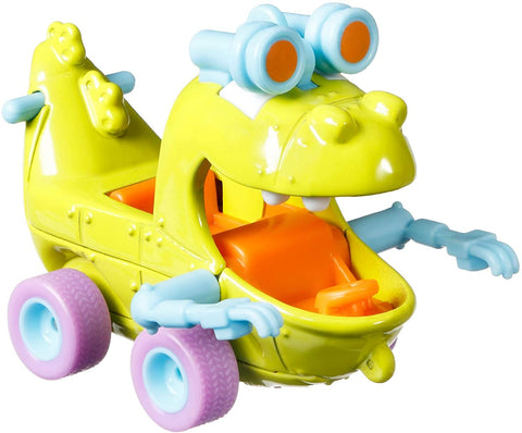 Hot Wheels- Rugrats Reptar Wagon