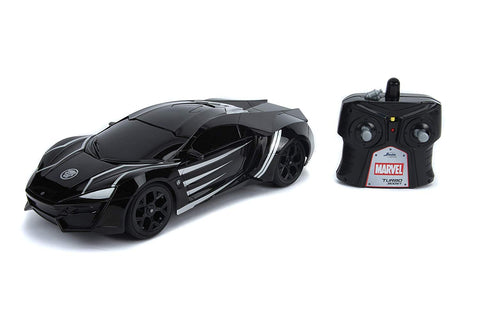RC Black Panther Lykan Hypersport