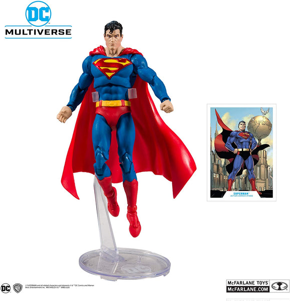 McFarlane DC Multiverse Superman: Action Comics #1000 Action Figure