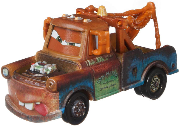 Disney Pixar Cars 3 Mater (Fighting Face) 1:55 Scale