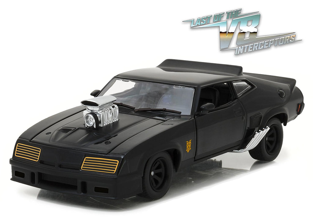 1973 ford falcon xb last of the v8 interceptors mad max 1 24 scale petersen automotive. Black Bedroom Furniture Sets. Home Design Ideas
