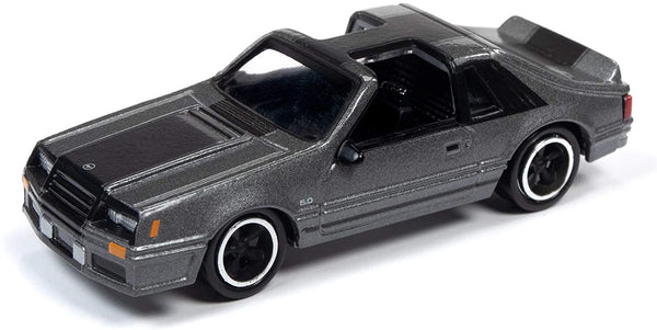 Johnny Lightning- Project in Progress- 1982 Ford Mustang GT 1:64 Scale