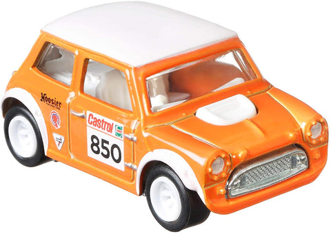 Hot Wheels- Morris Mini