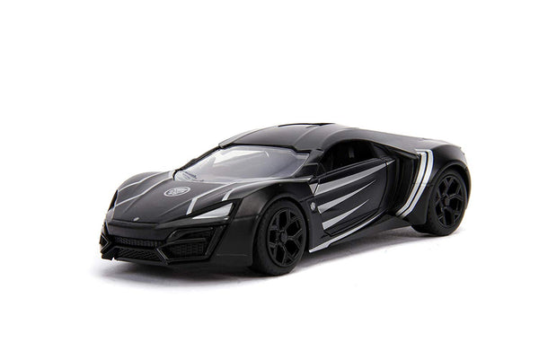 Jada Hollywood Rides Black Panther - Lykan Hypersport 1:32 Scale