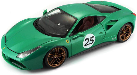 "Ferrari 488 GTB 70th Anniversary ""The Green Jewel"""