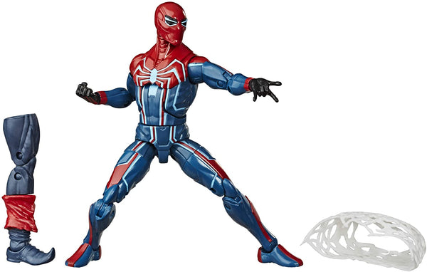 "Marvel Legends Series Velocity Suite Spider Man 6"" Collectible Action Figure"