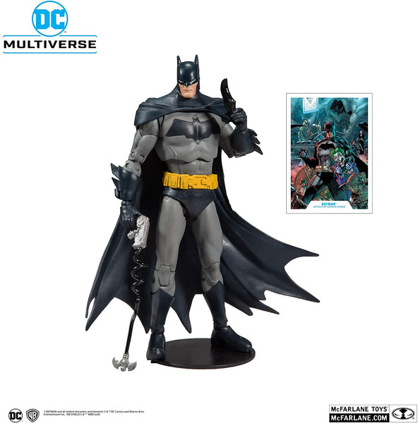 DC Batman Superman Modern Batman 7-Inch Action Figure