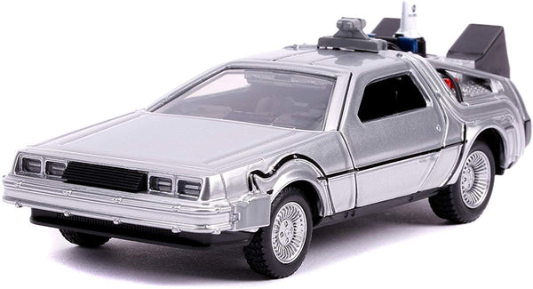 Back To The Future Part II Time Machine DMC Delorean