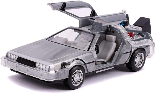Back to the Future II Time Machine with Light