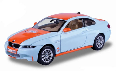 Motor Max Gulf BMW M3 Coupe 1:24 Scale