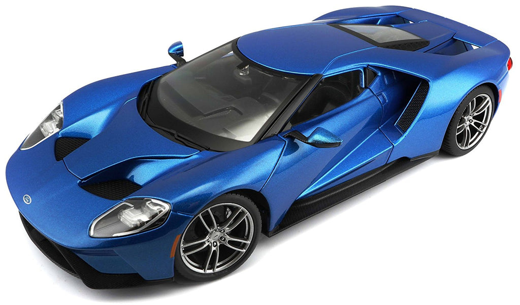 Ford Gt  Scale