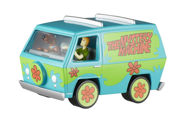 Hot Wheels Elite One Scooby Doo Mystery Machine 1:50 Scale