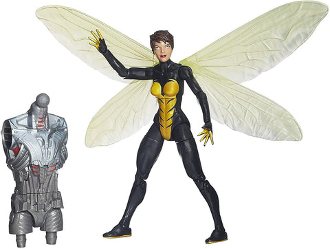 "Marvel Legends Infinite Series Wasp 6"" Action Figure"