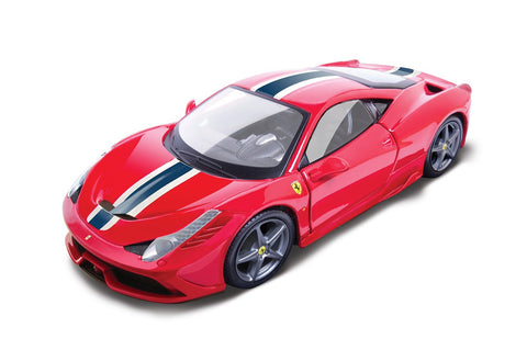 Bburago Ferrari Race and Play 458 Special  1:18 Scale