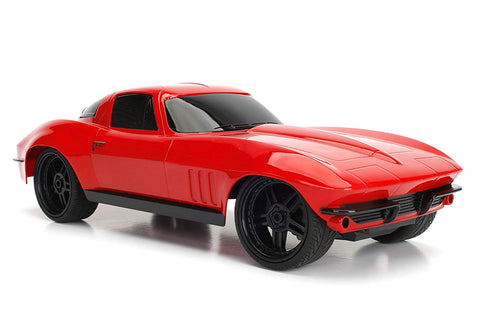 FAST & FURIOUS - LETTY'S 1966 CHEVY CORVETTE 1:16 SCALE
