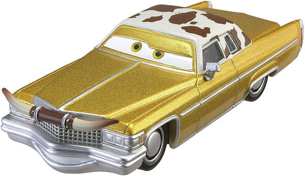 Disney Pixar Cars 3 Tex Dinoco Die-Cast Vehicle