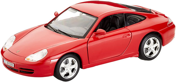 Bburago- Gold Collection Porsche 911 Carrera 1:18 Scale