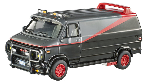 Hot Wheels Elite One A-Team Van 1:50 Scale