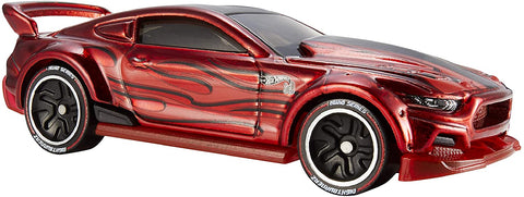 Hot Wheels id Custom '15 Ford Mustang (Nightburnerz)