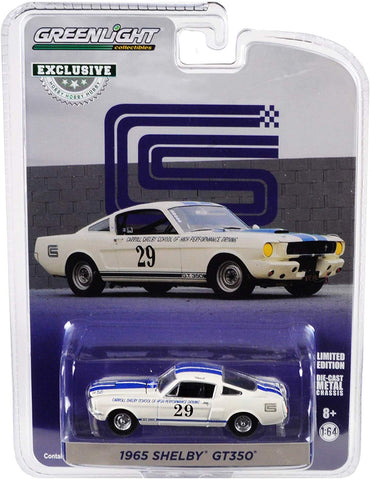 1965 Shelby GT350#29 Shelby 1:64 Scale