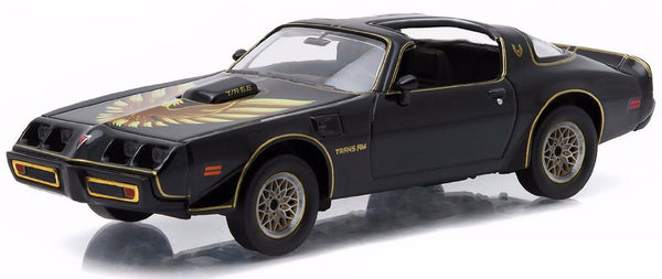 "1979 Pontiac Firebird Trans AM ""Kill Bill Vol. 2"" Movie 1:43 Scale"